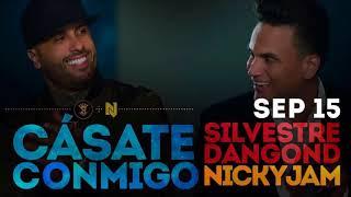 Cásate Conmigo -  Silvestre Dangond Ft. Nicky Jam (Official) (Letra) ★ 2017 ★
