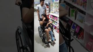 Broken Ankle Recovery