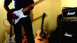 COMFORTABLY NUMB 1° solo (Live in Gdańsk 2006 version) - David Gilmour cover