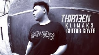THIRTEEN - klimaks (GUITAR COVER)
