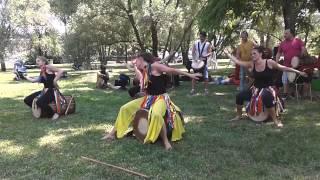 3 Simposio di danza e musica africana h 12.15