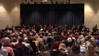 "Cave Run Symphony Orchestra ""Born in the USA"" Concert - 2017"
