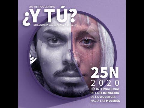 Spot campaña 25N, Día de la eliminación de la violencia hacia las mujeres