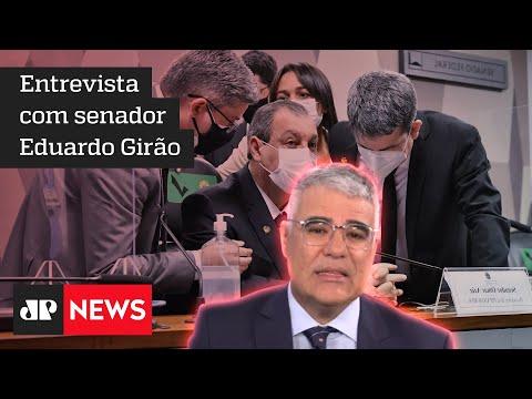 """Eduardo Girão: """"É momento de parar, refletir e deixar a questão de politicagem"""""""