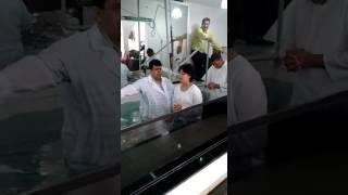 Batismo assembléia de Deus ministério Ipiranga