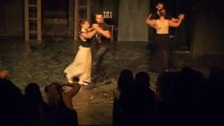 Metallica - Nothing Else Matters (Waltz dancing performance - choreography) Latin4u Trophy Ball 2016