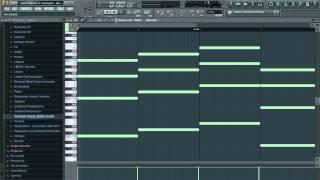 Calvin Harris Ft. Example - We'll Be Coming Back [FL Studio Tutorial] HD
