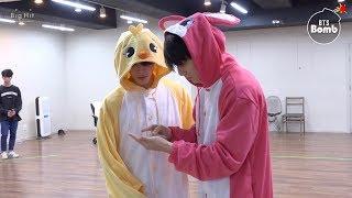 [BANGTAN BOMB] BTS PROM PARTY : UNIT STAGE BEHIND   Jimin & Jung Kook   BTS (방탄소년단)