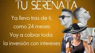 Tu Serenata - Golpe a Golpe ft. Lui G 21+ (letra)