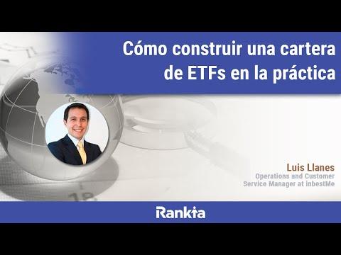 Cómo construir una cartera de ETFs en la práctica, rebalanceos y optimización fiscal.