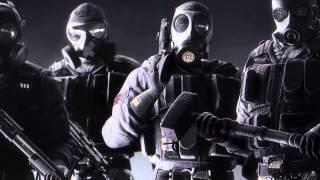 Rainbow Six: Siege - SAS British Operators Gameplay Trailer! [1080p HD]
