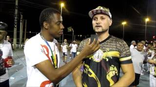Recordar é Viver - Klemen Gioz - Mestre da Bateria Ritmo Forte - Independente Tricolor 2017