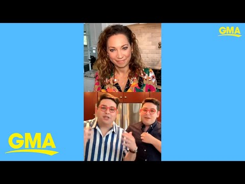 'GMA' Easy Eats: The Potash twins share their chicken tikka recipe | GMA