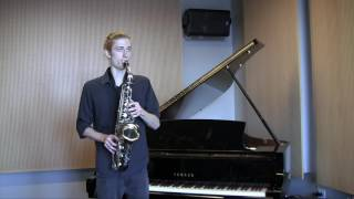 Walk On The Wild Side - Sax Solo