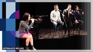 Vincent & Angel  Feat  Vian Yovi - Te Amo Para Siempre - acustico -  ( Los Hermanos Mejias )