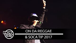 Hot 97's On Da Reggae And Soca Tip 2017