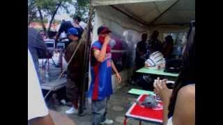 Barrio Prendido Adan Zapata Ft. Ciniko Lokote
