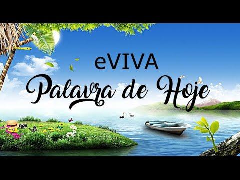 PALAVRA DE HOJE 14 DE FEVEREIRO eVIVA MENSAGEM MOTIVACIONAL PARA REFLEXÃO DE VIDA - BOM DIA!