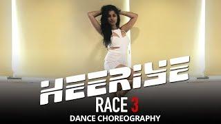 Heeriye | Race 3 | Salman Khan | Dance Choreography | Nidhi Kumar