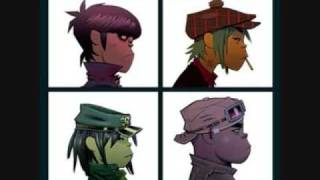 Gorillaz - 13 Fire Coming Out Of The Monkey's Head + LYRICS