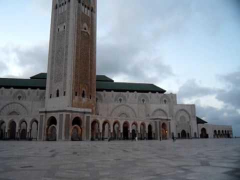 Mezquita Hassan II / Hassan II Mosque, Casablanca Morocco