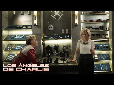 LOS ÁNGELES DE CHARLIE. Preparadas para la acción. En cines 5 de diciembre.