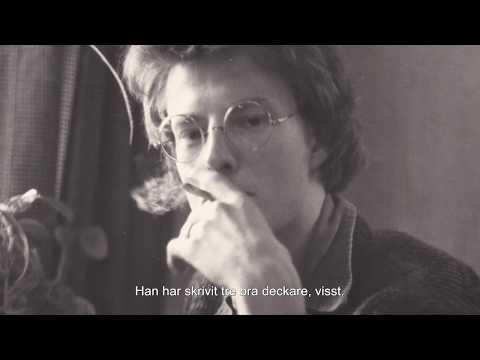 Stieg Larsson- Mannen som lekte med elden - Trailer