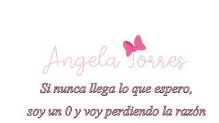 La vida rosa - Angela Torres (letra)