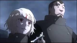 Nightcore- Across the line {Tokyo Ghoul AMV}