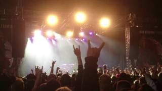 Any Given Day -The Beginning of the End live @ Impericon Festival Leipzig 2016