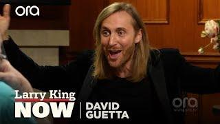 David Guetta On Tiesto, Martin Garrix Boat Crash | Larry King Now | Ora.TV