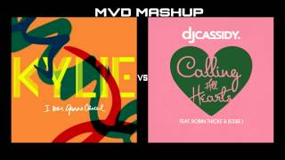 I Was Gonna Cancel vs. Calling All Hearts - Kylie Minogue & DJ Cassidy (Mashup)