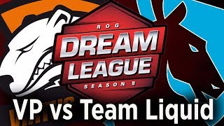🔴Team Liquid vs Virtus Pro, DreamLeague Season 8 Live, VP vs Liquid