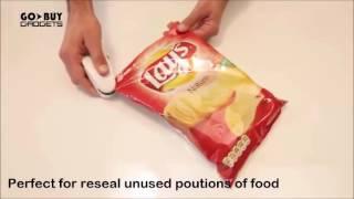 Cheep Mini Portable Handy Plastic Bag Sealer Sealing Machine
