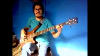 Addicted (Bass Cover) - Amy Winehouse By Marcos Reyes