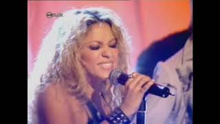 Objection - Shakira | Live at CD:UK (2002)
