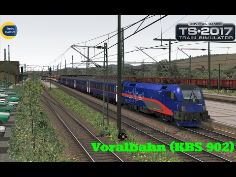 Voralbahn (KBS 902) | BR114 | Train Simulator 2017