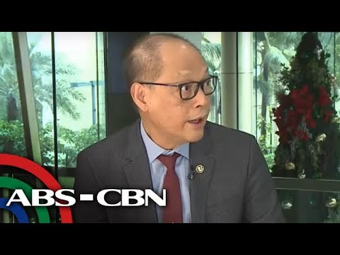 Diokno's inflation and GDP forecast for 2019