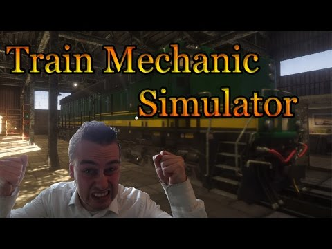 Truck Frame Kapot?! Train Mechanic Simulator #4