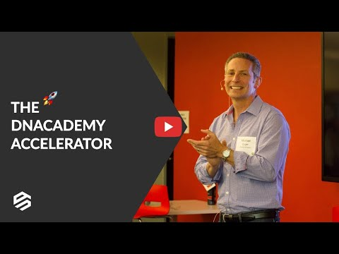 The DNAcademy Accelerator Batch #2 Overview