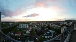 Skyline Frankfurt Samsung Gear 360° 2017