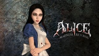 "Alice Madness Returns ""Her name is Alice"" Shinedown"