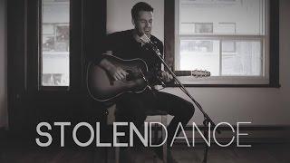 Stolen Dance - Milky Chance (David Paradis live acoustic cover)