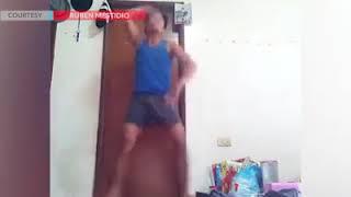 Filipino Vines Biboy Dance Move Gone Wrong