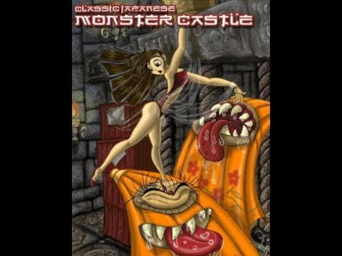 Canal Homebrew: Nanako in Classic Japanese Monster Castle (CEZGS) Spectrum
