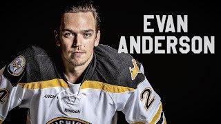 Senior Spotlight: Evan Anderson