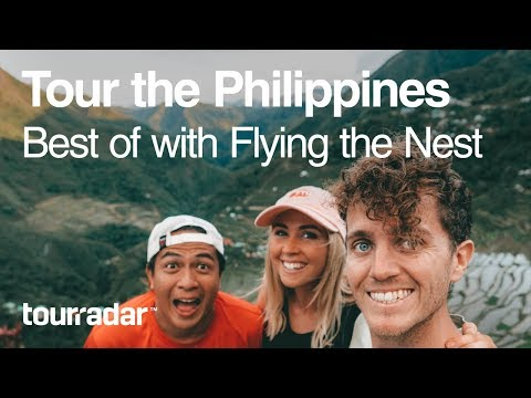 Tour the Philippines: Best of with Flying the Nest