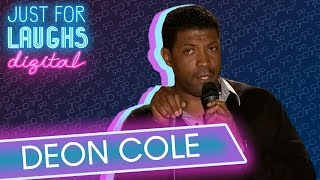 Deon Cole - Working in Front of White People
