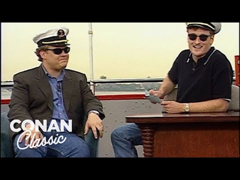 "The Boat Show - ""Late Night With Conan O'Brien"""