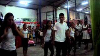 Grupo de dança PX - Pula
